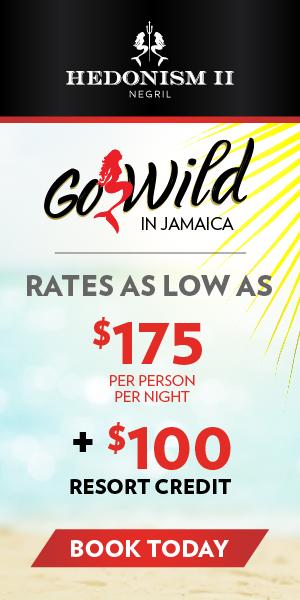 Hedonism II Resort Negril, Jamaica